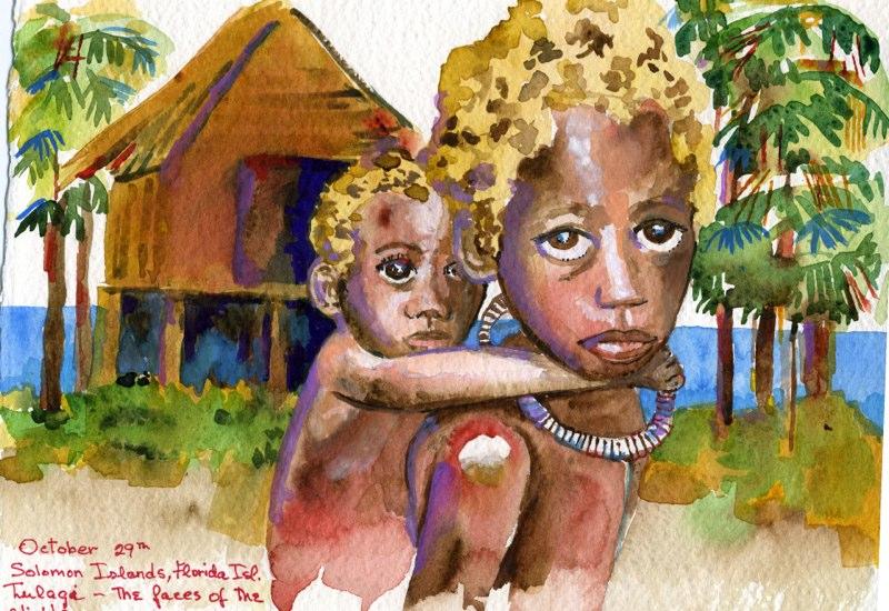 Solomon Islands Art Slideshow